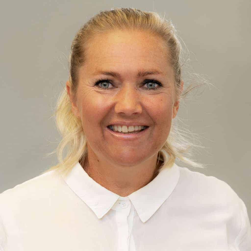 Tannlegesekretær Heidi Andersen