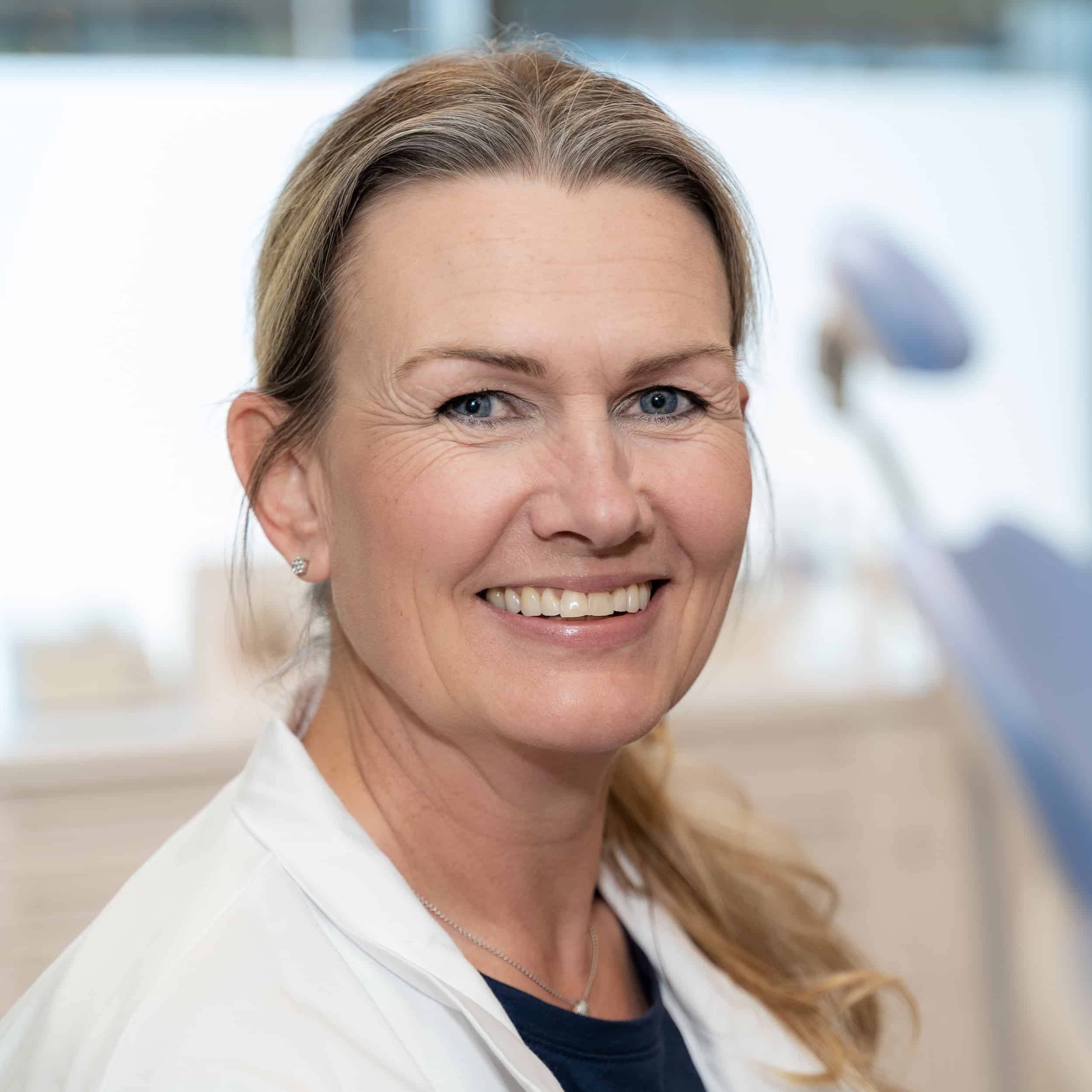 Anestesilege Kristine Gudim